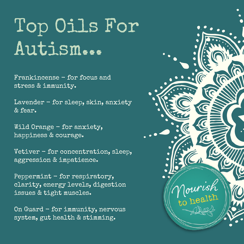 doTERRA Essentail Oils To Support Gut-Health, Autism, ADHD